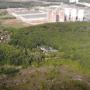 Видеоблогер показал с высоты участок за ТЦ «Метро», где построят высотки
