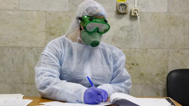 В Тюменской области 42 новых заболевших коронавирусом