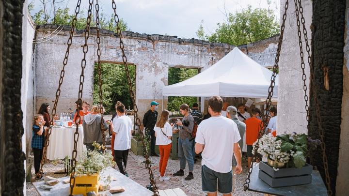 Челябинцев пригласили креативно и с пользой провести выходные на старинном заводе