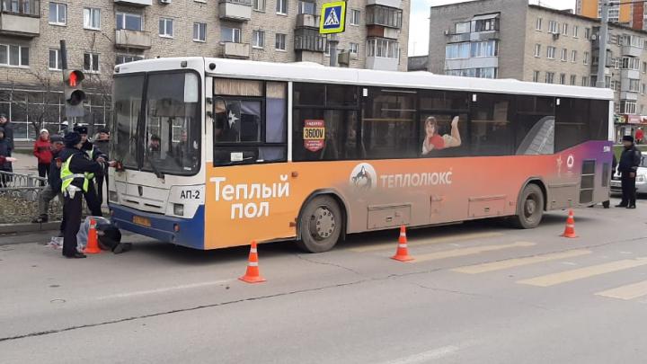 Водителя автобуса, задавившего пенсионера на Космонавтов, отправили в колонию-поселение