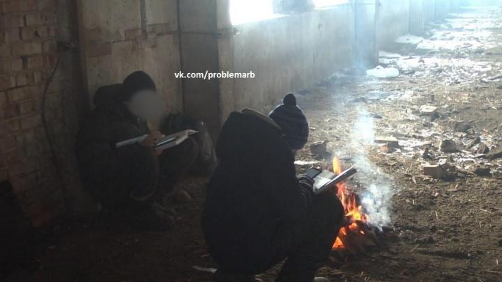 Активист заявил, что школьники в селе Башкирии вынуждены заниматься на дистанте в заброшенном коровнике