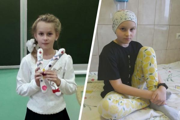 Кира очень ждала возвращения в школу, но опять оказалась в больнице