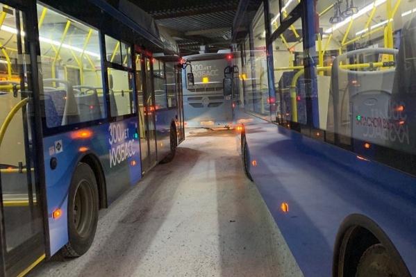 Масштабная транспортная реформа началась в Новокузнецке 18 ноября