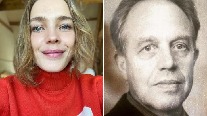 Наталья Водянова рассказала о подвигах своего дедушки во времена Великой Отечественной войны
