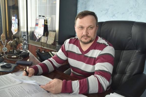 Геннадий Долматов,глава Омского района, назвал проект очень правильным вложением