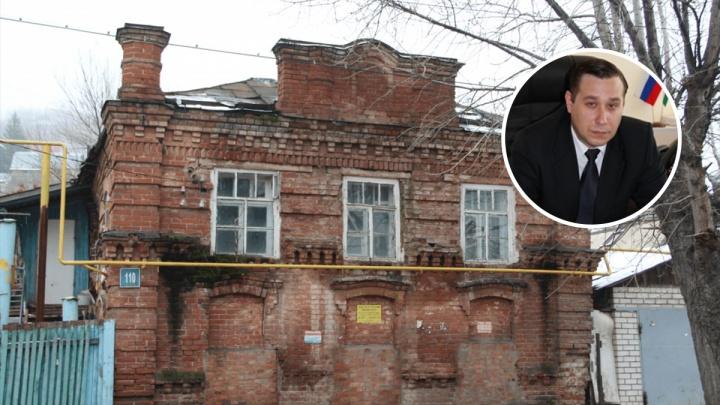 В Уфе уволили заместителя руководителя Башкультнаследия