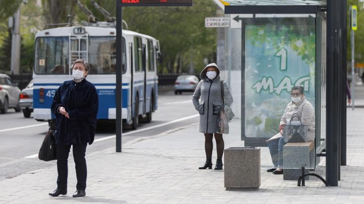 Только в городе — 55 новых случаев: коронавирус больнее всего бьет по Волгограду и Николаевскому району