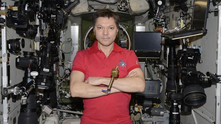 Путин наградил самарского космонавта орденом «За заслуги перед Отечеством»