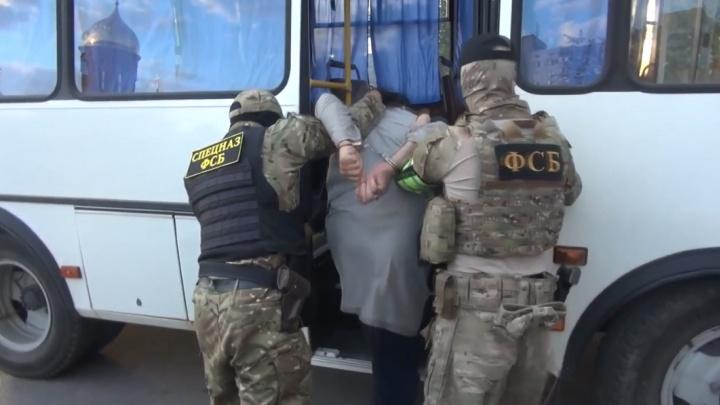 В Волгограде арестовали лидера запрещенной экстремистской ячейки