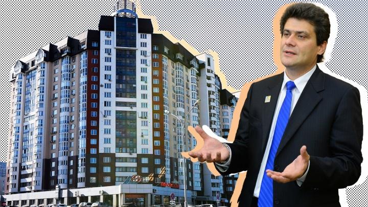ВИП-соседи: кто живет в одном доме с екатеринбургским мэром Александром Высокинским