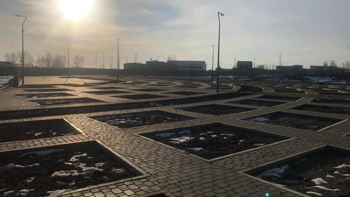 На самом большом кладбище Красноярска сделали еще одну Аллею Славы для особенных горожан