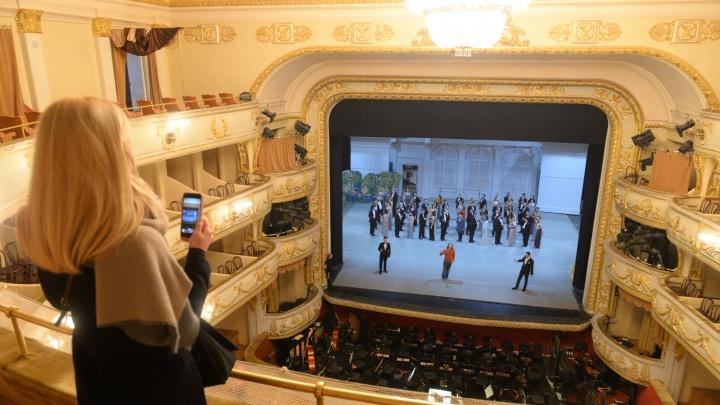Из-за коронавируса в Екатеринбурге прекращают работать Оперный театр и цирк