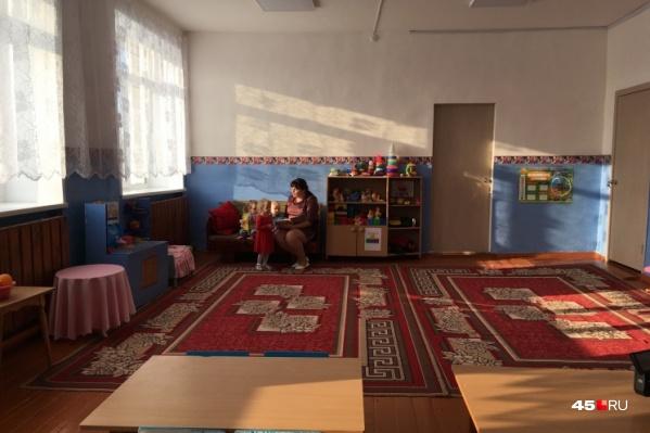 Объединить два детских сада планируют до 1 ноября 2020 года