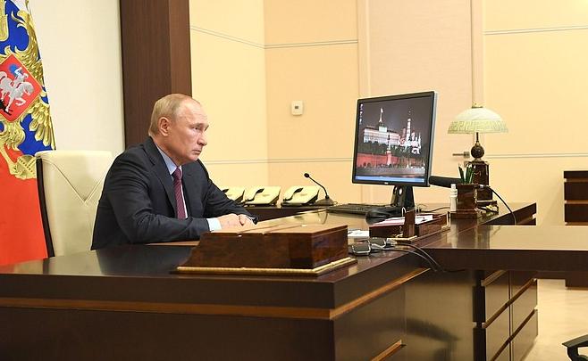 Публикуем полную расшифровку разговора президента Путина с главой Прикамья Дмитрием Махониным
