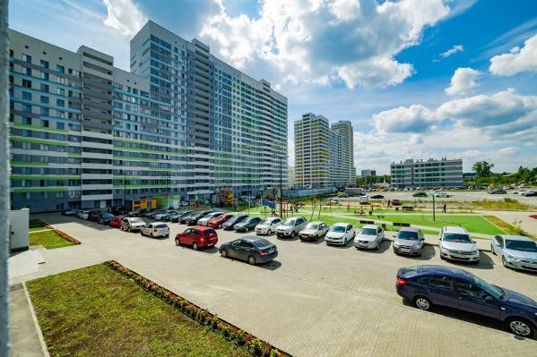 В жилом комплексе «Перемена 2» продолжается конфликт двух управляющих компаний