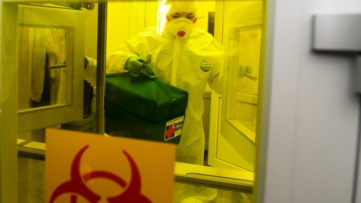 Ярославские власти объяснили, как определяется смерть от коронавируса
