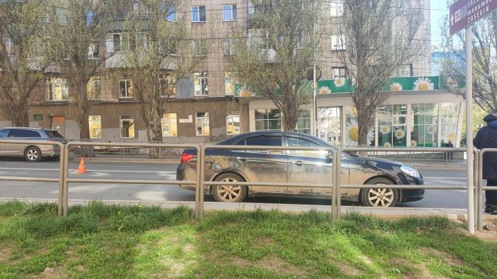 В Самаре мужчину насмерть сбил собственный автомобиль
