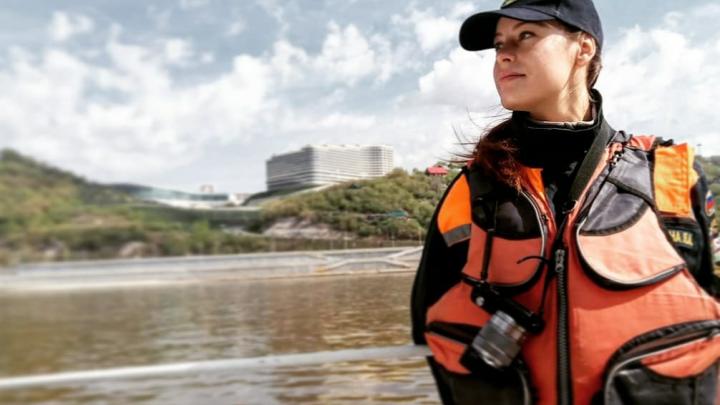 «Спасатели Уфы — это не Малибу»: рассказ девушки, которая стала специалистом в опасной профессии