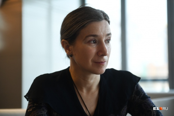 Екатерина Шульман,кандидат политических наук, публицист,входила в состав Совета при Президенте РФ по развитию гражданского общества и правам человека