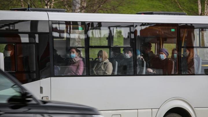 В Башкирии разрешили ездить в сады на общественном транспорте