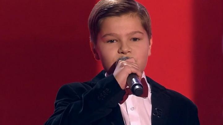 «Поёшь как бог»: 11-летний челябинец прошёл прослушивание на шоу «Голос. Дети»