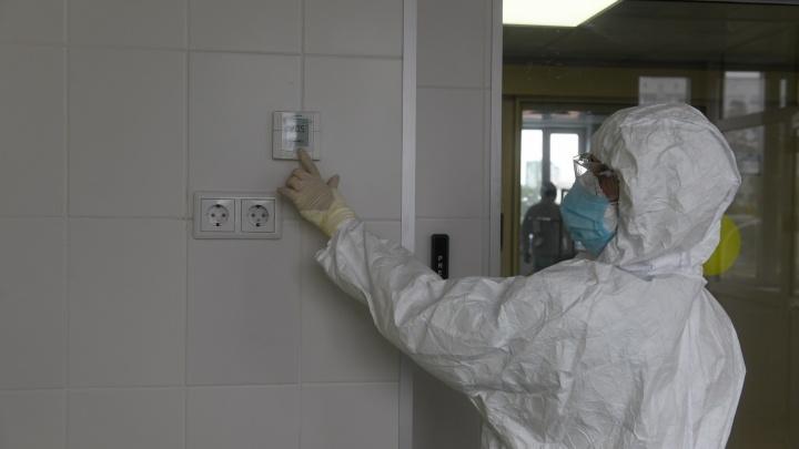 В уральские ковидные больницы закупили новое оборудование для аппаратов ИВЛ