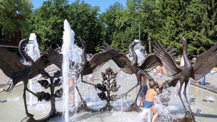 В Башкирии жара сохранится и на следующей неделе