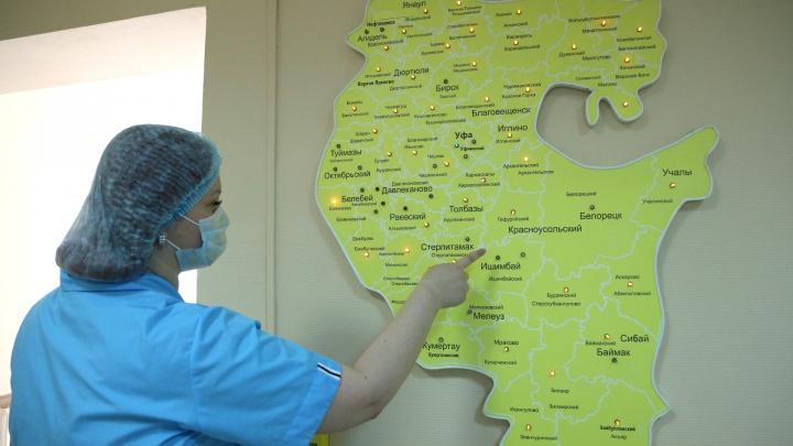 За сутки в Башкирии 67 человек заразились COVID-19