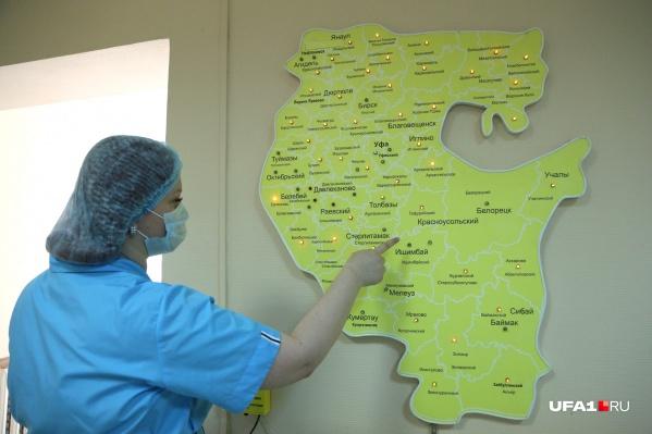 С начала пандемии коронавируса инфекцию выявили у 9741 человека