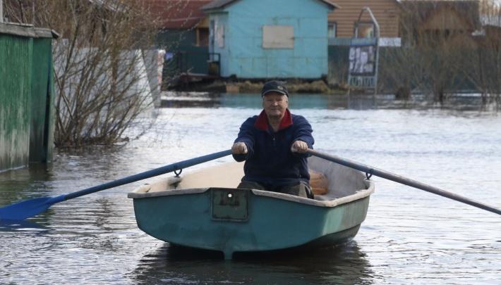 Северное УГМС: на Краснофлотском и в деревнях в дельте Северной Двины вновь ожидаются подтопления