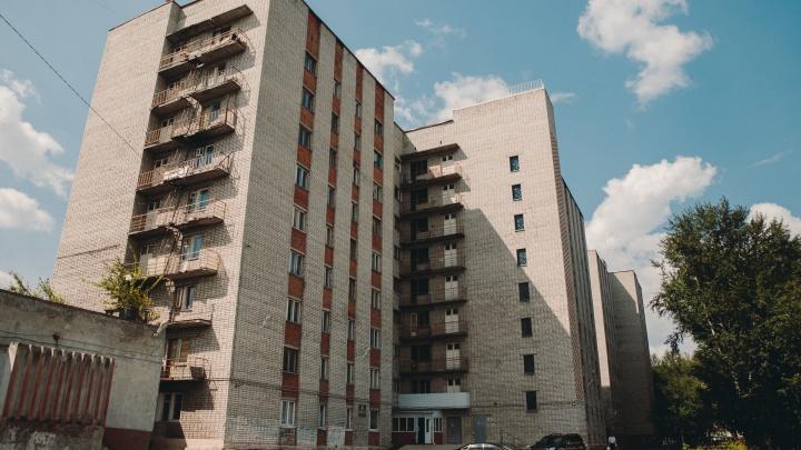 В общежитиях ТюмГУ дефицит мест — часть иногородних и иностранных студентов остались без жилья