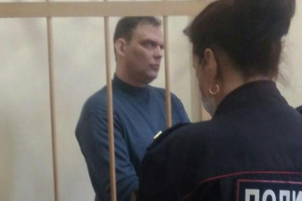 Евгения Терехова приговорили к реальному сроку