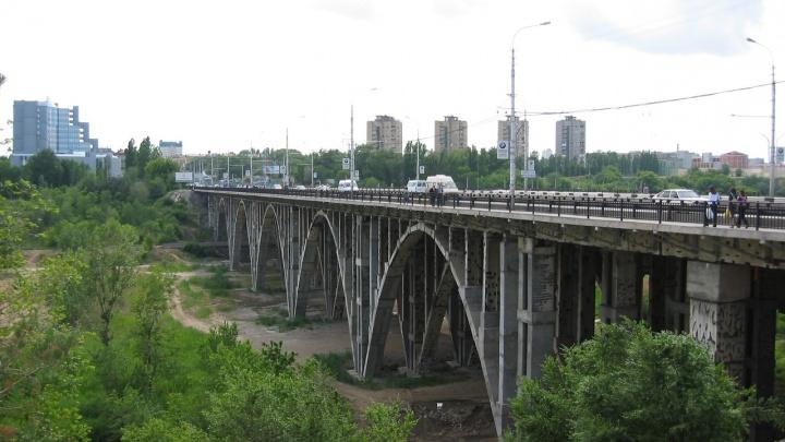 В Волгограде начали капитально ремонтировать Астраханский мост