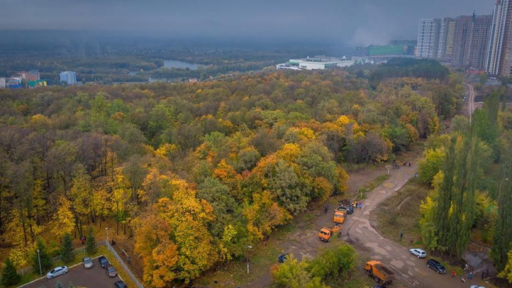 Уфимцы требуют превратить Кошкин лес в парк имени мэра Ульфата Мустафина