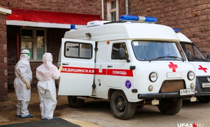 В Башкирии за сутки коронавирусом заразились еще 75 человек