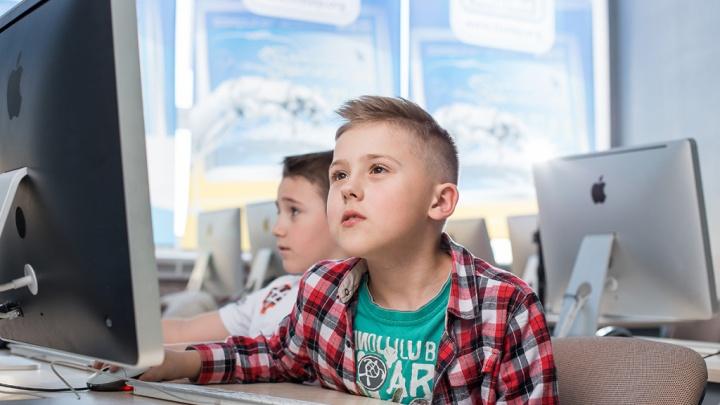 Куда отдать ребенка учиться, чтобы тяга к знаниям не пропала: в Красноярске открылась IT-академия