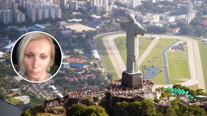 «Я очень не хочу умирать»: в Рио-де-Жанейро у волгоградки подозревают коронавирус
