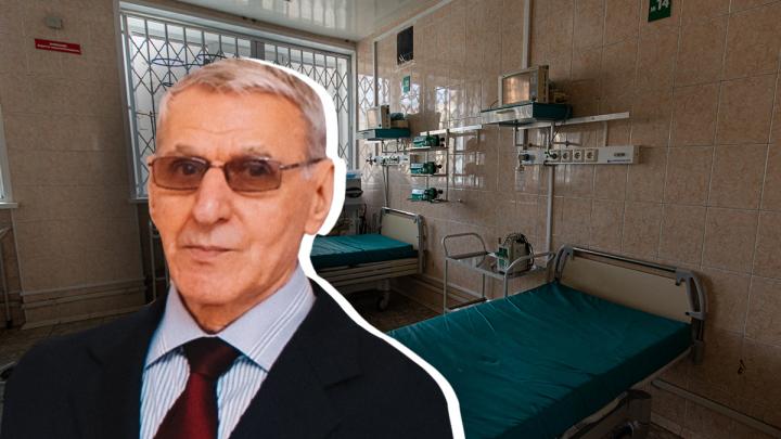 «Вирус очень быстро уничтожил лёгкие Алексея Романовича». Умер доктор наук СО РАН — у него нашли COVID-19