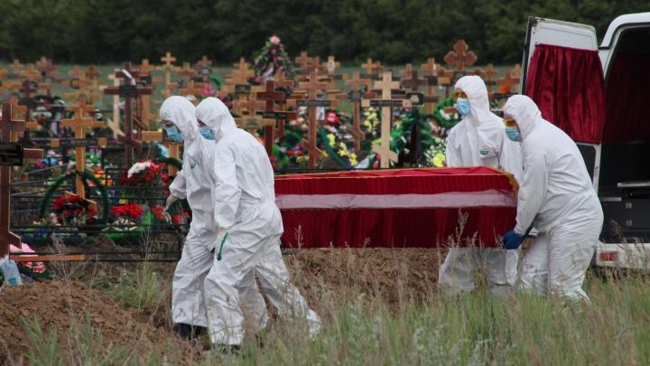 Росстат насчитал 30 умерших омичей с коронавирусом в мае — в два раза больше, чем оперштаб
