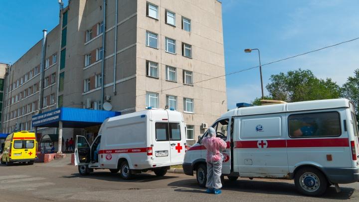 Количество погибших от коронавируса в Омской области достигло отметки в 350 человек
