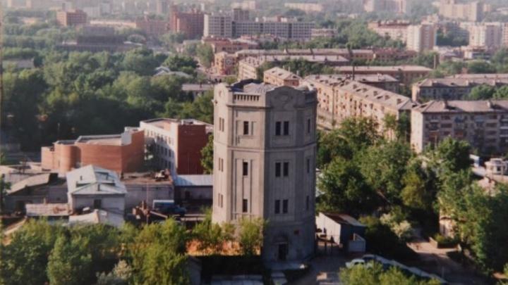 Водонапорную башню на Московской, которая похожа на замок, отремонтируют