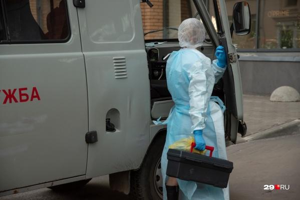 За сутки выздоровели 207 человек в Поморье, согласно федеральной статистике