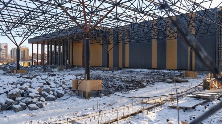 В Челябинске откроют новый автовокзал (он почти готов)