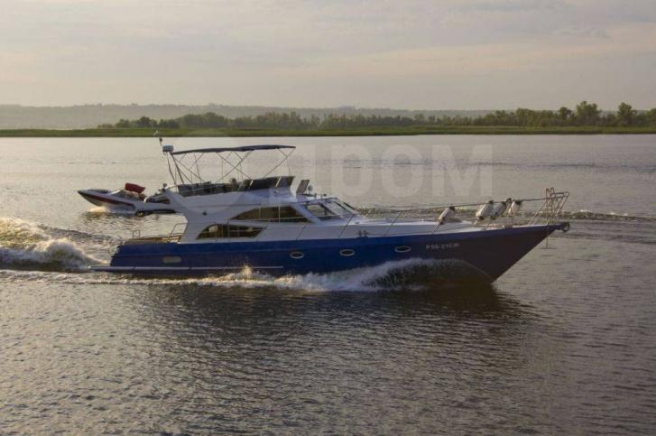 Марки и модели у этой яхты нет — её построили на заказ по индивидуальному проекту