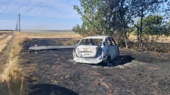 «Ехала без прав»: под Волгоградом две девушки ранены в «Ладе-Калине» после тарана столба