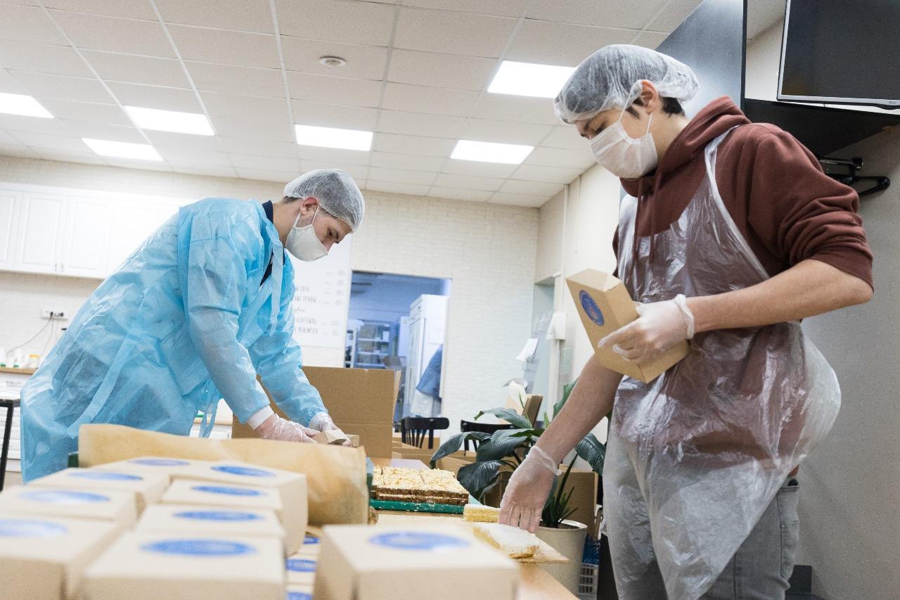 Такие наборы получили14 больниц Екатеринбурга