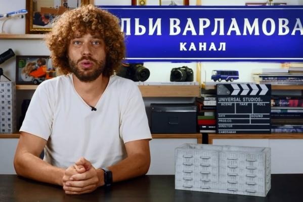 Илья Варламов готов повесить за своей спиной портрет нашего губернатора, если новая набережная станет лучшей в России