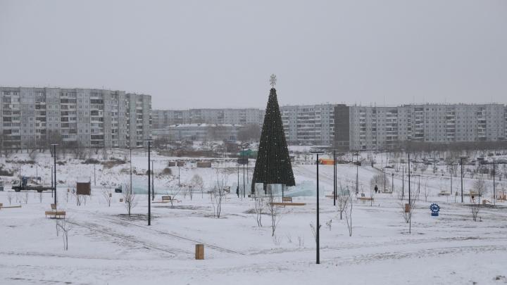 Мэрия расторгла контракт с подрядчиком парка в Солнечном