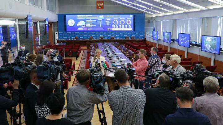 На тестировании системы электронного голосования в Ярославле выбрали лучшее туристическое место в регионе