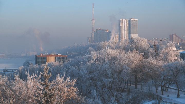 В ГИС-центре ПГНИУ рассказали, когда в Прикамье потеплеет